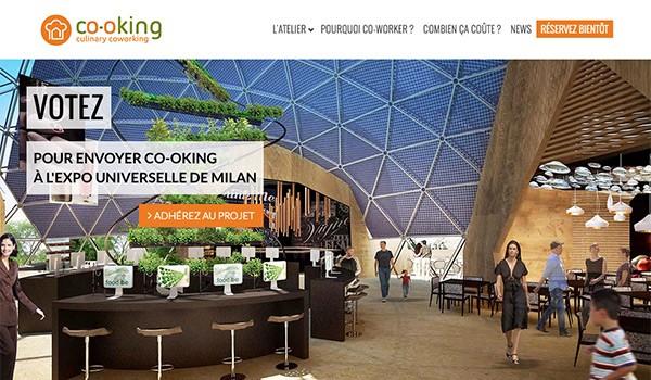 Votez-co-oking pour aller à l'expo universelle de Milan 2015
