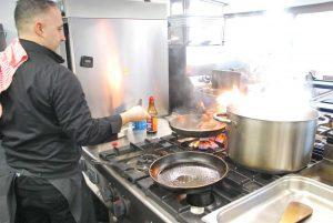 Co-oking, cuisine professionnelle partagée